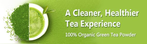 The Power of Green Tea Powder
