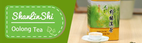 ShanLinShi – Premium Oolong Tea