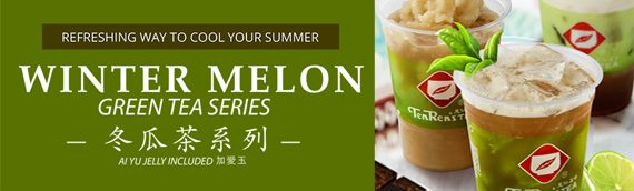 The most popular Taiwanese summer drink has now arrived in Toronto!