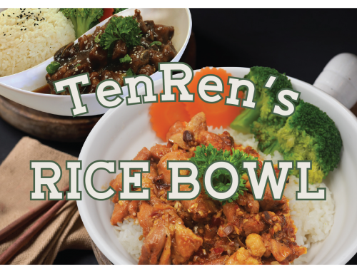 TenRen's Seasonal Rice Bowl