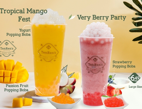 Tropical Mango Fest & Very Berry Party