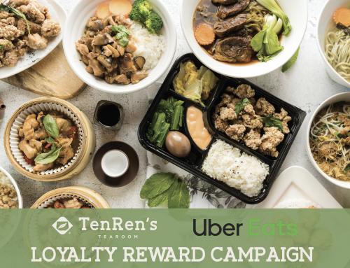 TENREN'S LOYALTY REWARD CAMPAIGN