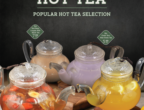 Popular Hot Tea Selection